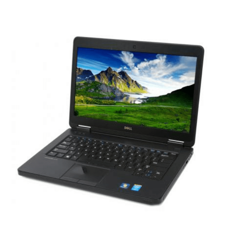Refurbished Dell e5440 Ultraslim laptop with iTb and 256 GB SSD HDD