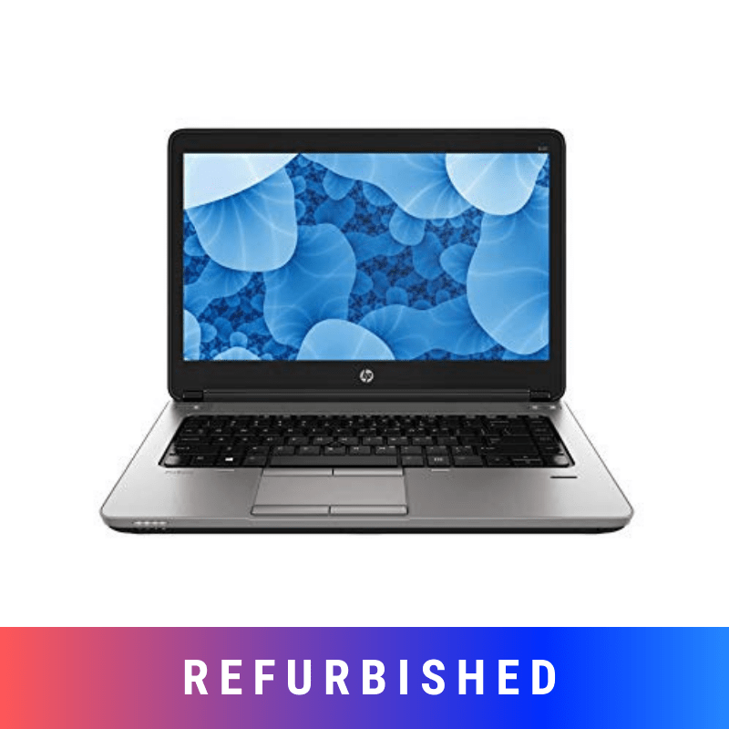 Refurbished HP 640 G1-Intel Core i5 (4th Gen) 4GB/8GB RAM-Upto 1TB