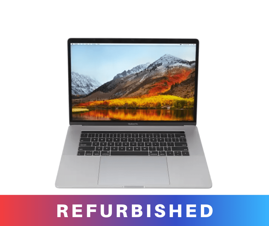 Refurbished Apple MacBook Pro-15 inch I5 Processor by techyuga