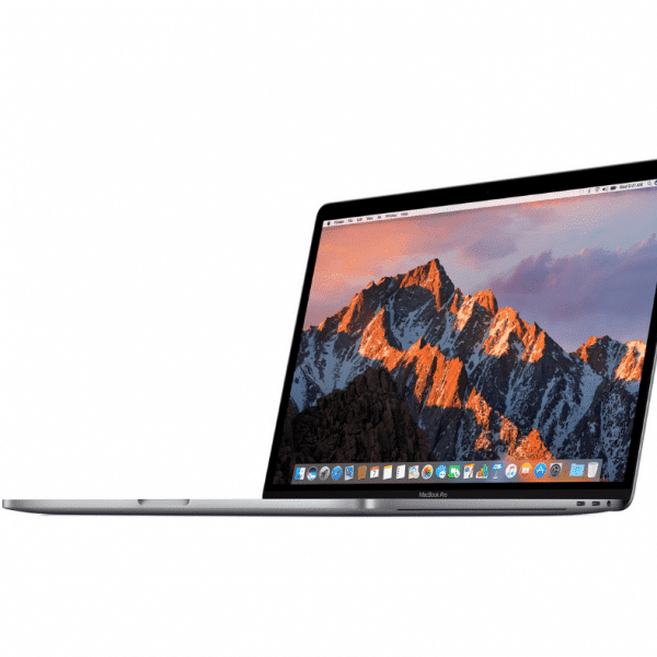 Refurbished Apple MacBook Pro side