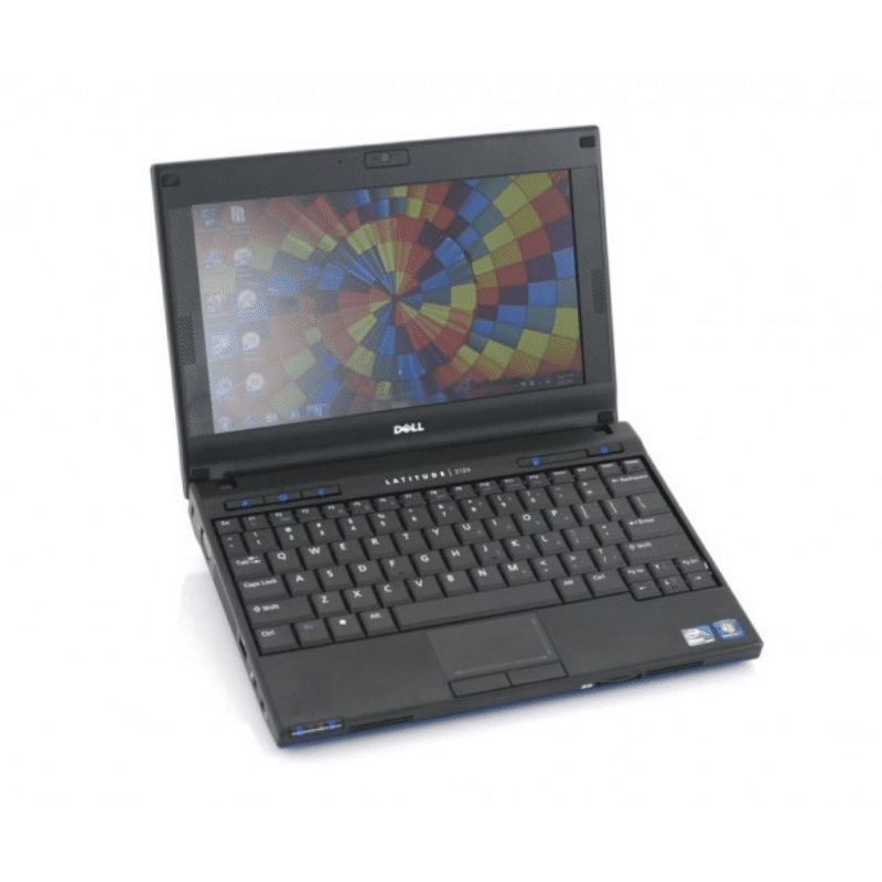 Refurbished DELL 2100 2120 Laptop with 2gb ram