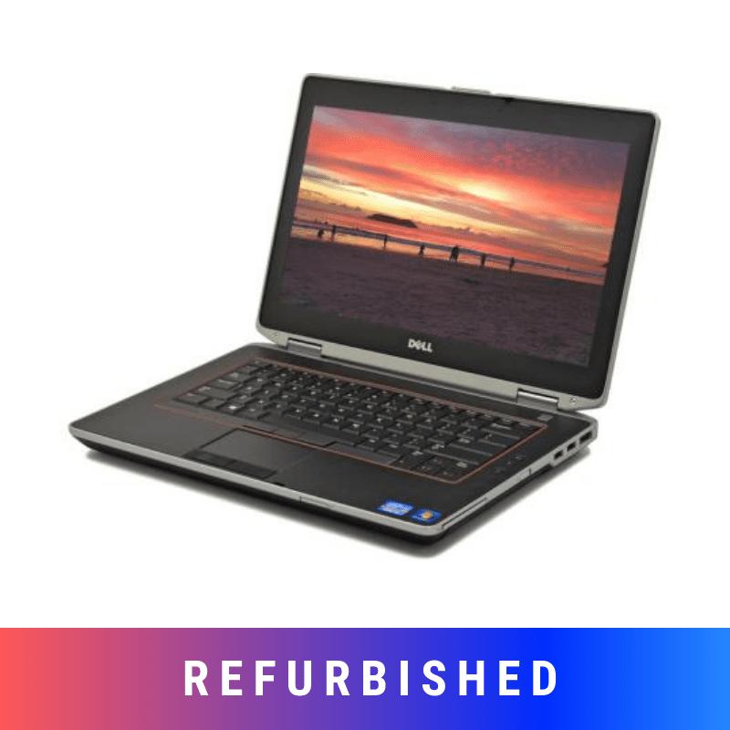 Refurbished Dell e6420 Laptop Core i5 With 4GB RAM & upto 500GB HD