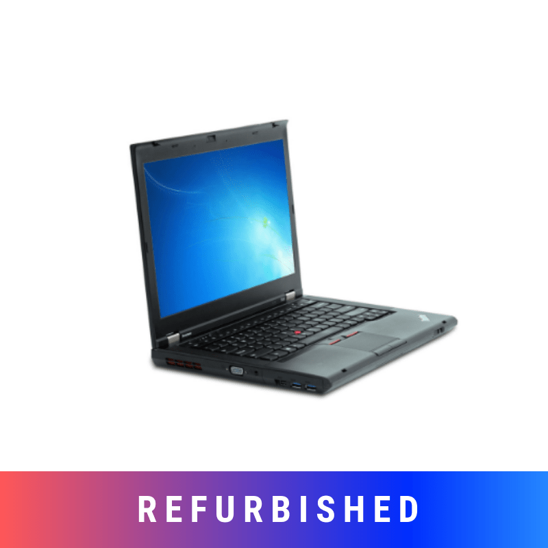 Refurbished Lenovo T430 Thinkpad i5 3rd Gen Processor 4 GB/8GB Ram Upto 1TB  HDD