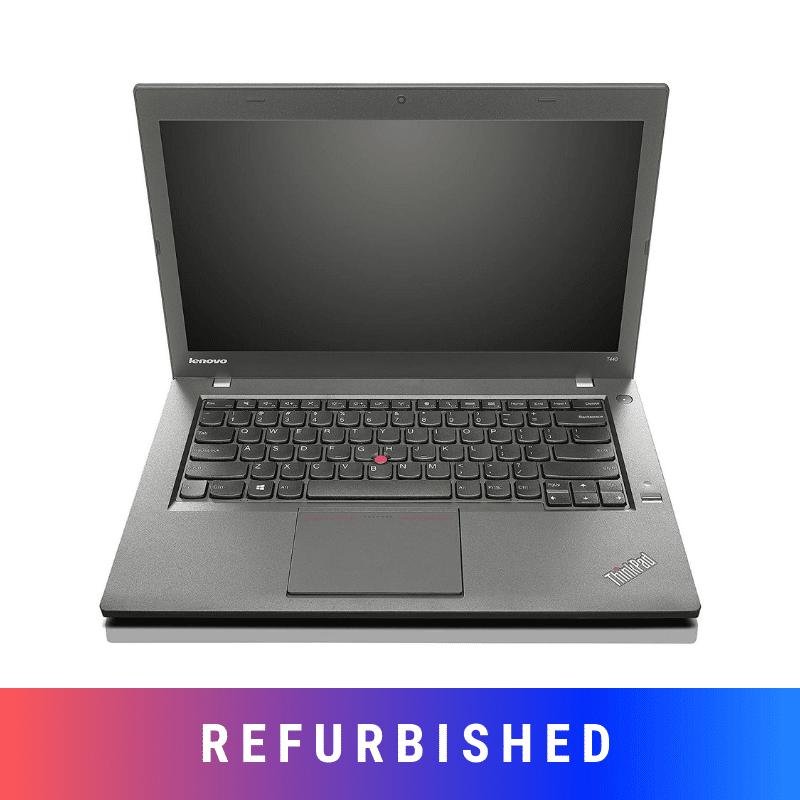 Refurbished Lenovo Thinkpad T440 With 4 GB Ram Upto 500GB HD