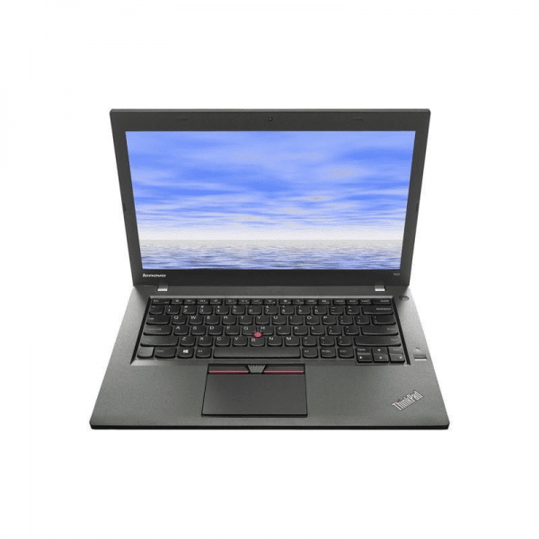 Refurbished Lenovo T450 Core i5 5th Gen Laptop With 256GB HDD 8GB RAM
