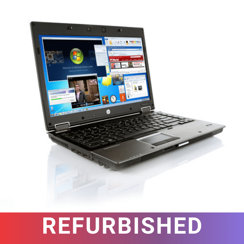 refurbished hp elitebook 8440P with 4gb ram