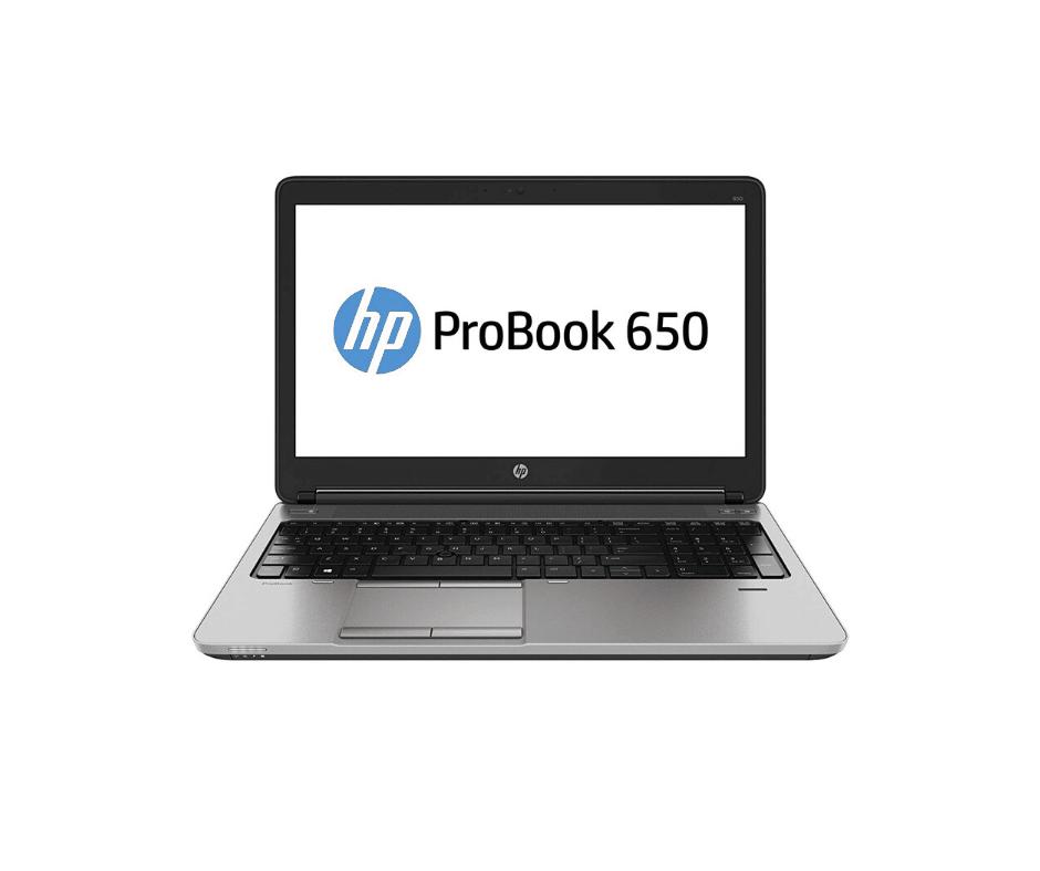 Refurbished HP ProBook 650 G1 Laptop