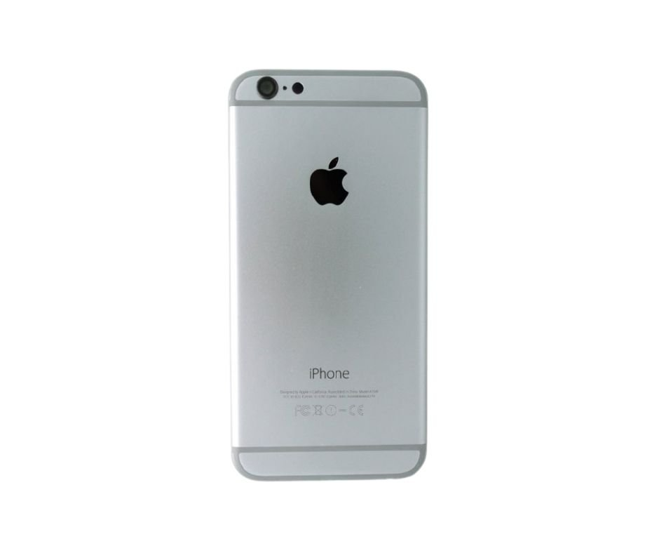 iphone 6 space grey back